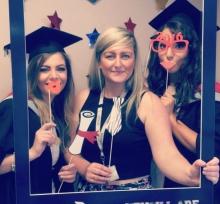 Office Graduation Party
